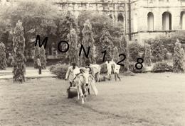 INDE / INDIA - KASHMIR - SRINAGAR - JAMMU - PHOTOGRAPHIE 1970 - 9X13 CMS - TRES BON ETAT - Lieux