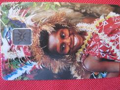 Télécarte De Vanuatu - Vanuatu