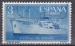 ESPAÑA 1956 Nº 1191 USADO - 1931-Hoy: 2ª República - ... Juan Carlos I
