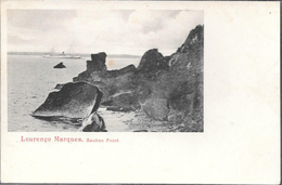 LOURENCO MARQUES REUBEN POINT CPA PRECURSEUR 1900s TBE BILHETE POSTAL UNCIRCULATED - Mozambique