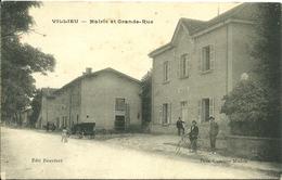 VILLIEU - Mairie Et Grande Rue - Autres Communes