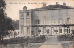 71 - Coublanc - Le Cadolon - Le Château - France