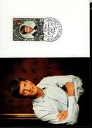 Liechtenstein MK/Nr. 74 Prinz Alois 1 Maximumkarten - Maximum Cards
