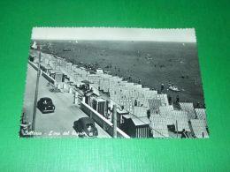 Cartolina Bellaria - L'ora Del Bagno 1956 - Rimini