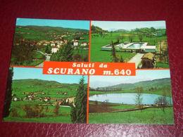 Cartolina Scurano ( Parma ) - Vedute Diverse 1981 - Parma