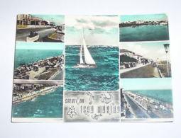 Cartolina Igea Marina - Vedute Diverse 1957 - Rimini