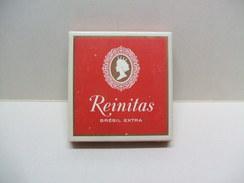 BOÎTE REINITAS En Carton 20 CIGARILLOS (vide) - Étuis à Cigares