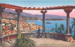 MONTE CARLO ET LE CAP MARTIN - Monte-Carlo