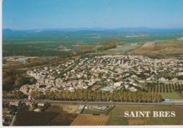 Vue Aérienne De Saint-Bres (34)  - - Altri Comuni