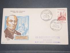 FRANCE / ALGÉRIE - Enveloppe FDC De Maillot En 1954 - L 8643 - Algérie (1924-1962)