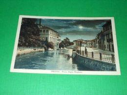Cartolina Treviso - Riviera Regina Margherita 1930 - Treviso