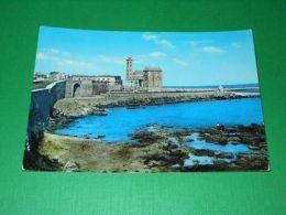 Cartolina Trani - Duomo Col Faro 1962 - Bari