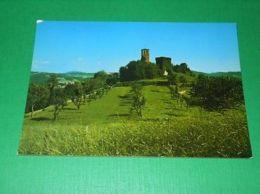 Cartolina Appennino Reggiano - Castello Di Sarzano 1965 Ca - Reggio Nell'Emilia