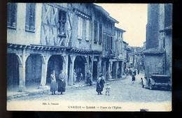 BT09 Lézat, Place De L'église - Lezat Sur Leze