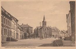 GEILENKIRCHEN HUNSHOVEN MARKFPLAFZ - Geilenkirchen