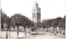 TUNIS - Boulevard Bab Menara   (Recto/Verso) - Tunesië