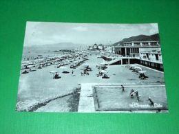 Cartolina Chiavari - Lido 1956 - Genova (Genoa)