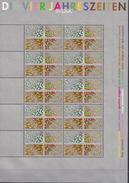 2016 Liechtenstein Mi. 1792 **MNH  SEPAC: Vier Jahreszeiten - Blocks & Sheetlets & Panes