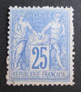 LOT R1631/1536 - SAGE II N°78 - NSG - Cote : 200,00 € - 1876-1898 Sage (Type II)