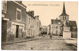 Quelaines - France
