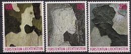 2016 Liechtenstein Mi. 1828-30 **MNH  . Künstlerische Fotografie: Erich Allgäuer. - Liechtenstein