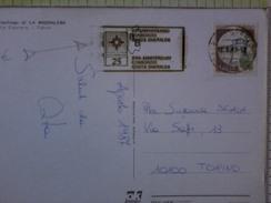 Car. Targhetta- 25° Anniversary Consorzio Costa Smeraldo. - Inaugurazioni