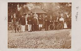 St - Medard Carte Photo  Circulé En 1912 - Neufchateau