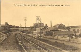 LIEVIN MINES FOSSE N°1 62 - Lievin