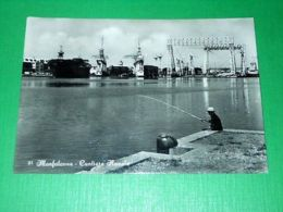Cartolina Monfalcone - Cantiere Navale 1956 - Gorizia