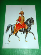 Cartolina Militaria Uniformi - Kaiserreich Österreich - Illustratore W. Tritt # - Other