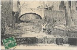 D 83. LA ROQUEBRUSSANNE - La Roquebrussanne