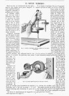 UN NOUVEAU VILBROQUIN  1881 - Sciences & Technique