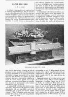 BALANCE SANS POIDS De M. COULON    1881 - Non Classés