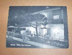 Cartolina Viserba - Villino Nervi 1957 - Rimini