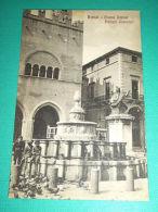 Cartolina Rimini - Piazza Cavour - Palazzi Comunali 1920 Ca - Rimini
