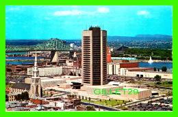 MONTRÉAL, QUÉBEC - MAISON DE RADIO-CANADA - BENJAMIN-MONTRÉAL NEWS REG'D - - Montreal