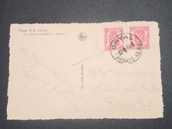 BELGIQUE - Oblitération De Orval Sur Carte Postale En 1947 - L 8670 - Belgium