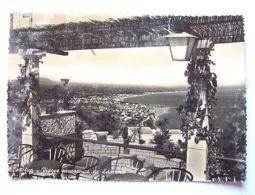 Cartolina Cattolica - Panorama Da Edenrock 1953 - Rimini