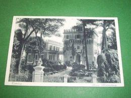 Cartolina Cattolica - Rocca Maletestiana 1933 - Rimini
