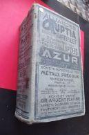 AZUR  Annuaire 1939 Paris Fabricants Departements - Unclassified
