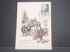 FRANCE / ALGÉRIE - Carte De La Journée Du Timbre De Oran En 1948 - L 8678 - Algérie (1924-1962)