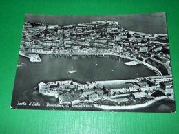 Cartolina Isola D' Elba - Panorama Di Portoferraio 1961 - Livorno