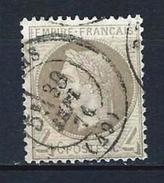 "YT 27A "" Napoléon III Lauré 4c. Gris"" CAD - 1863-1870 Napoleon III With Laurels"