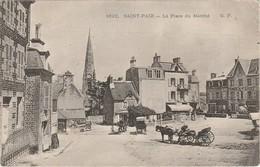 50 Saint Pair La Place Du Marché - Saint Pair Sur Mer