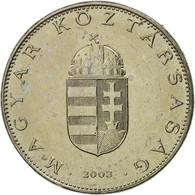 Hongrie, 10 Forint, 2003, Budapest, FDC, Copper-nickel, KM:695 - Hongrie