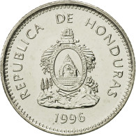 Honduras, 20 Centavos, 1996, FDC, Nickel Plated Steel, KM:83a.2 - Honduras