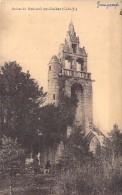 BRETAGNE - 22 - BOTMEL EN CALLAC : Les Ruines - CPA - Côtes D'Armor - France