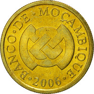Mozambique, 20 Centavos, 2006, FDC, Brass Plated Steel, KM:135 - Mozambique