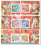 Noord Korea 1994, Postfris MNH, Worldcup Football - Korea (Noord)