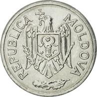 Moldova, 5 Bani, 2002, FDC, Aluminium, KM:2 - Moldavie